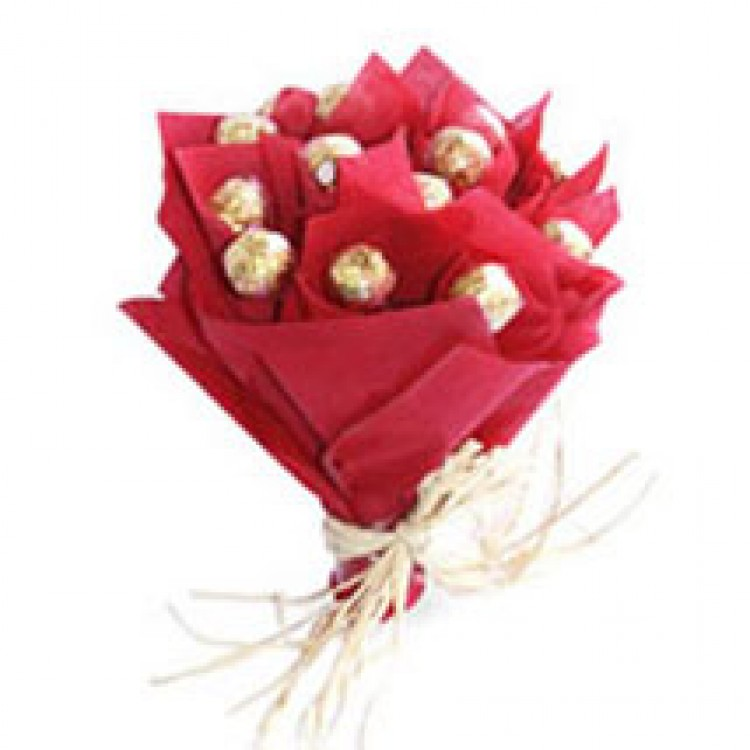 Bouquet Ferrero Rocher