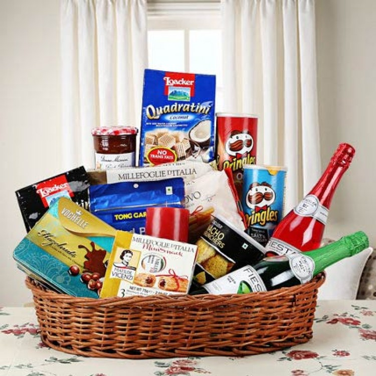 Hearty Sweet And Savory Basket